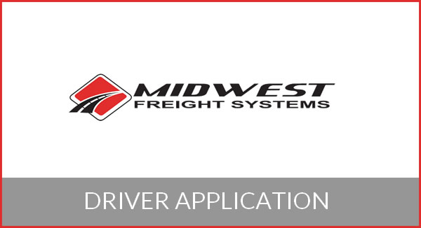 Driver Appliocation Midwest Freight Systems-